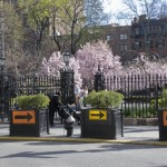 Entrance to Gramercy Park