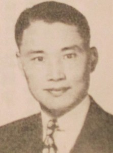 Shing Tai Liang (梁聲泰), CCBA-NY chairman from 1952-1954 and 1956-1958.