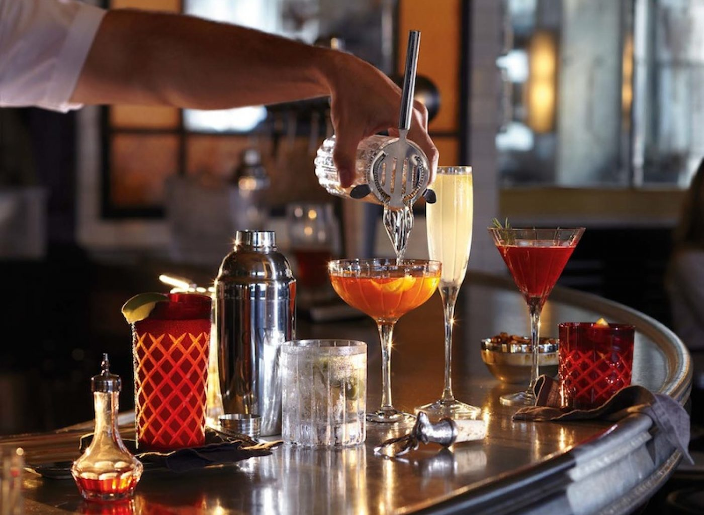 The Art of Bartending/Mixology