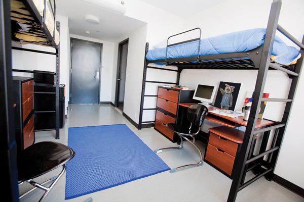 At Last Housing For Undergrads Baruch College Alumni