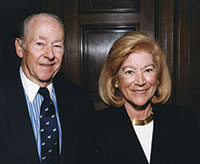 Baruch couple William ('47) and Anita Newman also helped create the modern Baruch College with multiple naming gifts and provided a home for the Zicklin and Weissman Schools