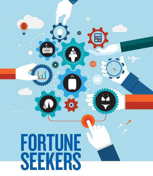 Fortune Seekers: Baruch Entrepreneurs