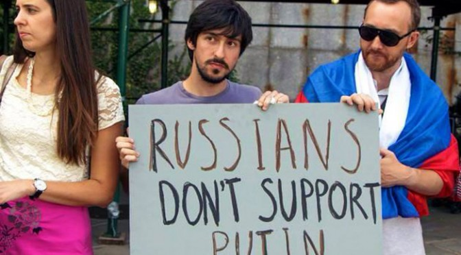 Russian New Yorker Plans to Challenge Putin and Cause a Revolution