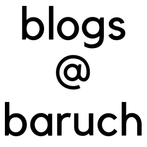 Blogs@Baruch