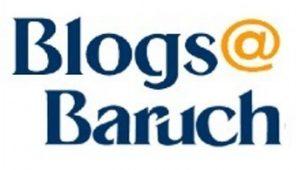 Blogs@baruch logo