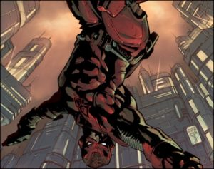 Daredevil. Photo courtesy of Marvel Characters Inc.