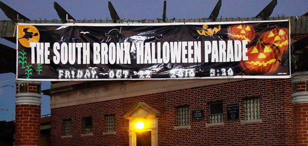 South Bronx Halloween Party