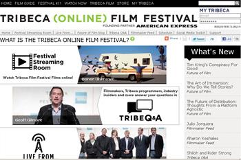 Tribeca Online Film Festival