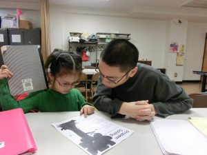Young Chinese immigrants get tutoring in English; older ones are offered SAT preparation, and there are games for everyone at the after-school program of the Chinese Evangel Mission Church on the Lower East Side.