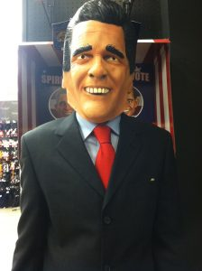 Romney mask