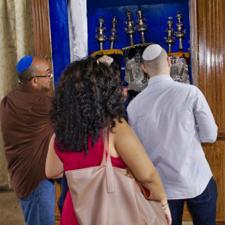 Havana Synagogue feature