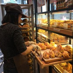 Flushing Bakery feature