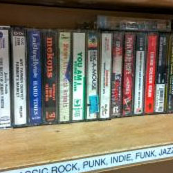 Audio Cassettes feature