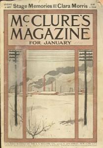 McClures Magazine 1901. http://en.wikipedia.org/wiki/McClure's