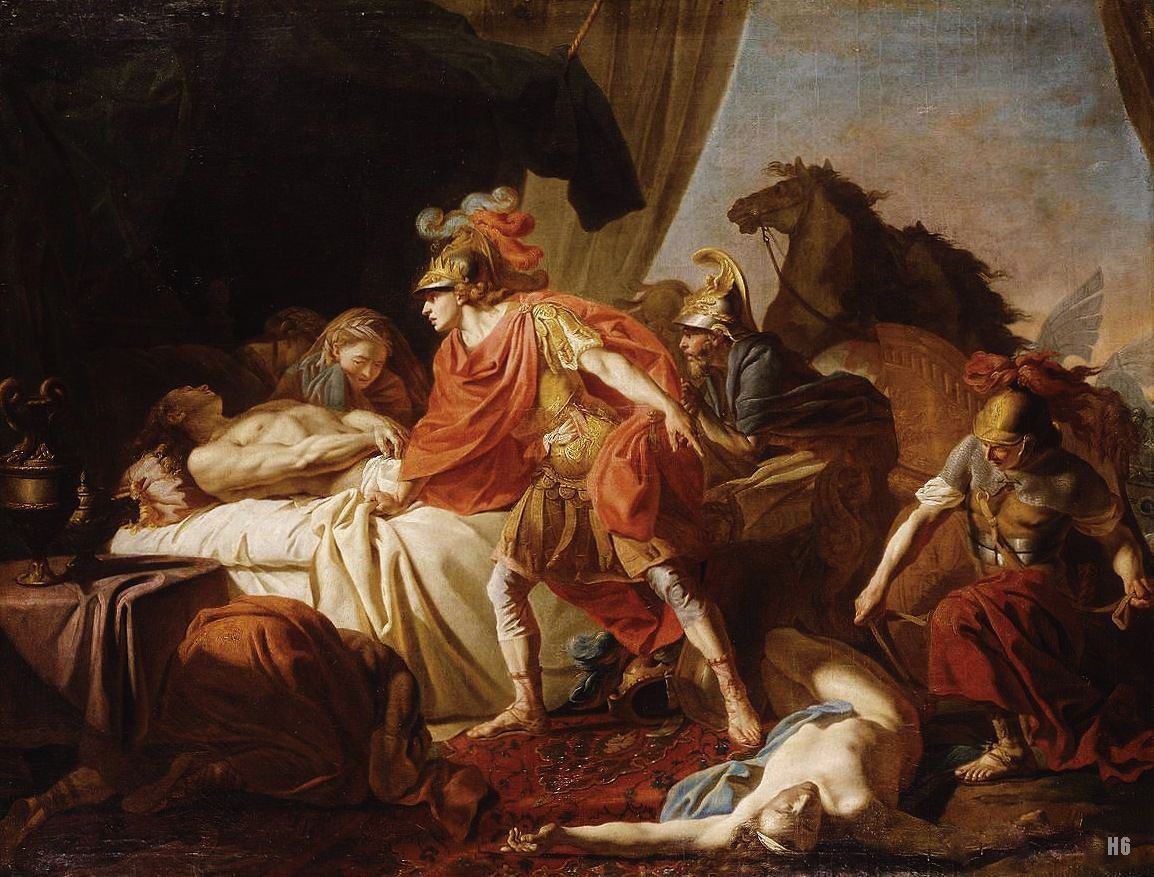 achilles god or beast This study guide reviews the achilles story in greek mythology from before his birth to the fatal wound inflicted by paris in the trojan war read about the man or myth, (you decide), and.