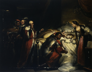 who is responsible for emilia s and desdemona s death in othello Much has been written about the torment william shakespeare's othello, desdemona, cassio, and roderigo suffer at the hands of iago emilia's admission that she will give the token to her partner, despite her uncertainty regarding his intentions, illustrates her willingness to submit to her husband she.