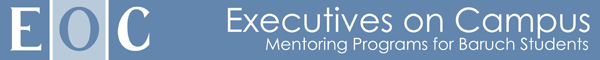 EOC Mentoring Programs @ Baruch