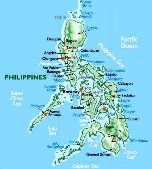 Map-Of-Philippines | FRO 14 LC10
