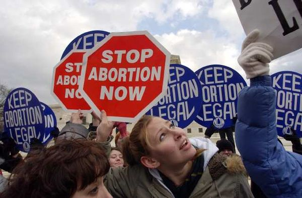 political essays on abortion