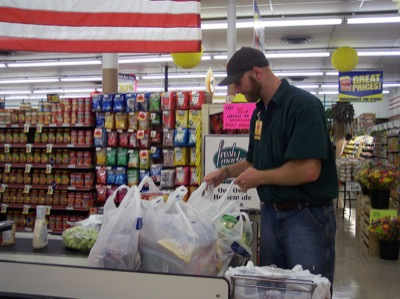 Bagging Groceries Picking A Career