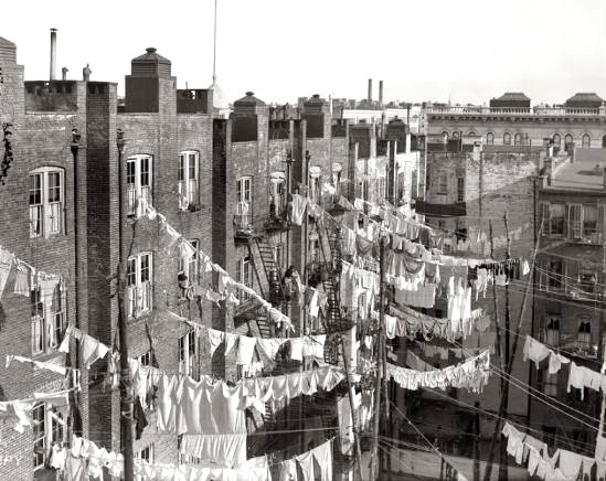 Tenement Life Of The Early 1900 S