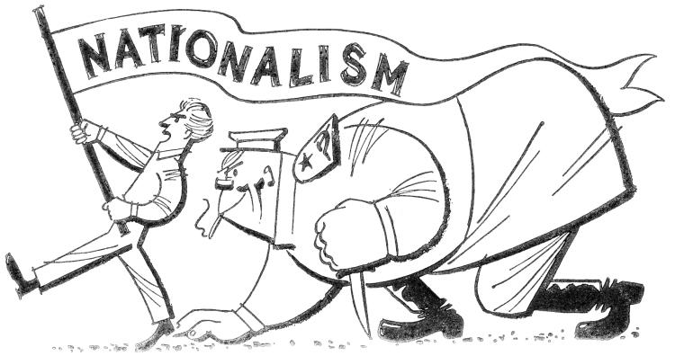 One of Many WW1 – Nationalism | Modern American History