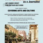Cover CUBA as a Journalist