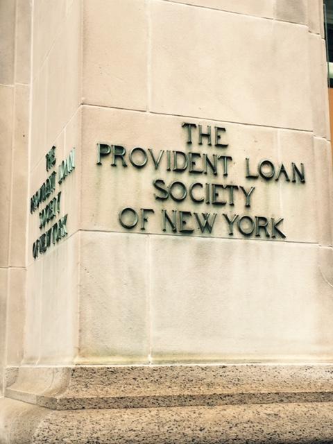 Provident loan society nyc
