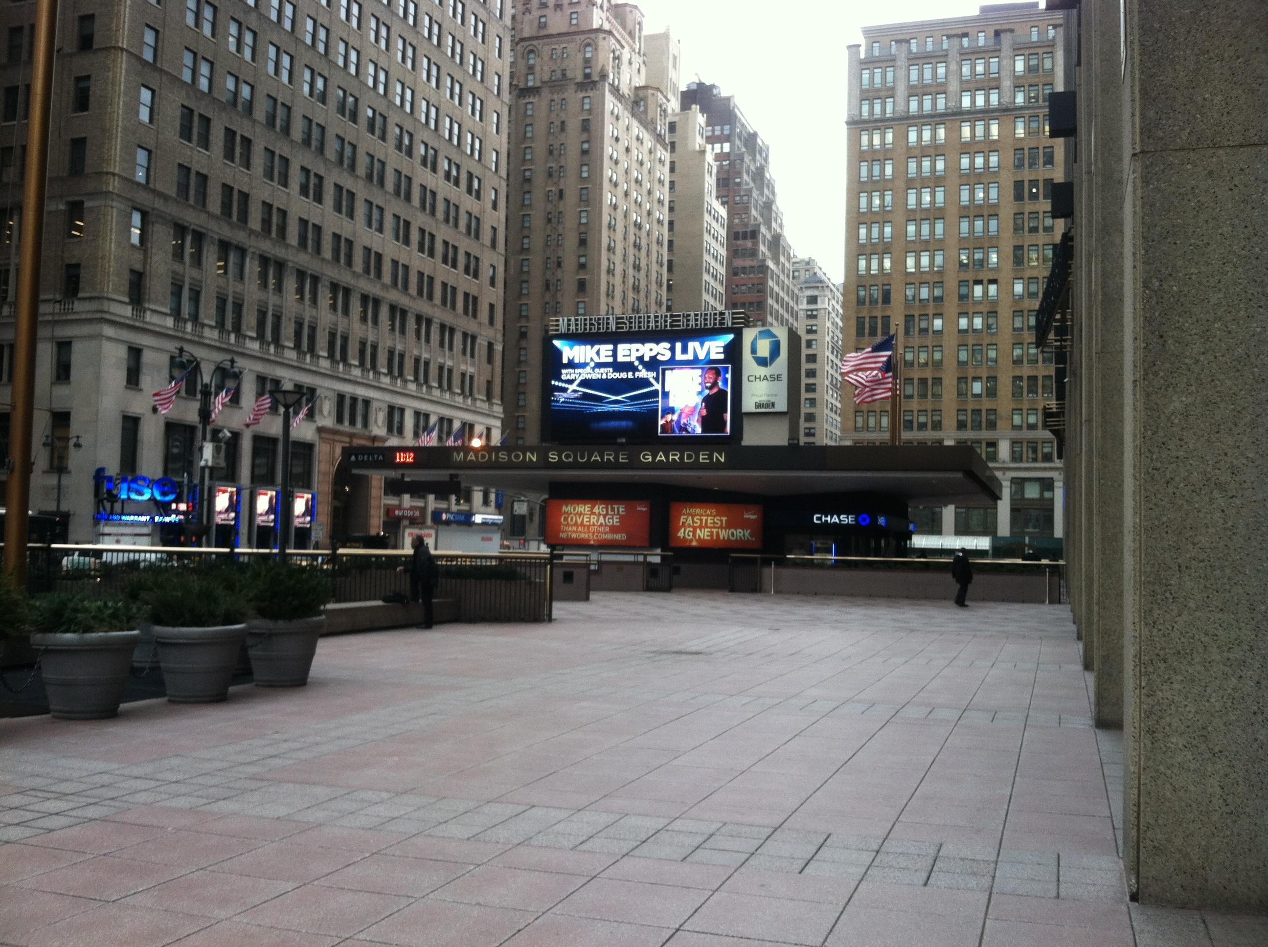 Madison Square Garden Entrance Time Best Idea Garden