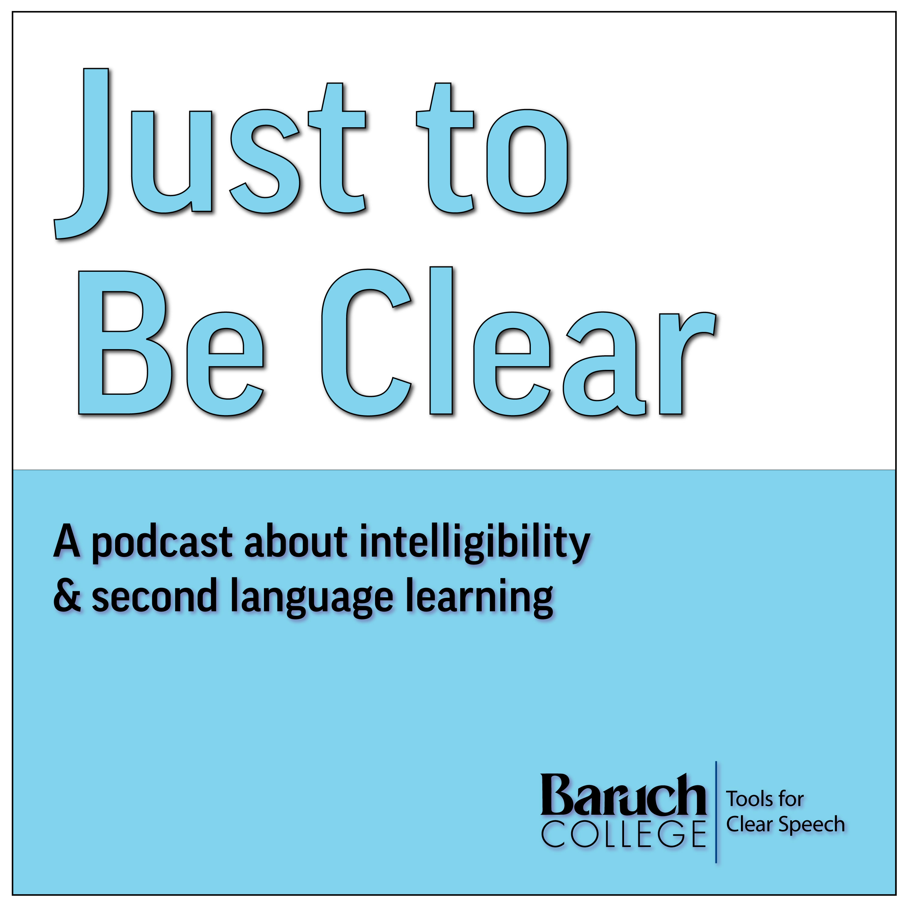 Just to Be Clear - Education Podcast on Podchaser