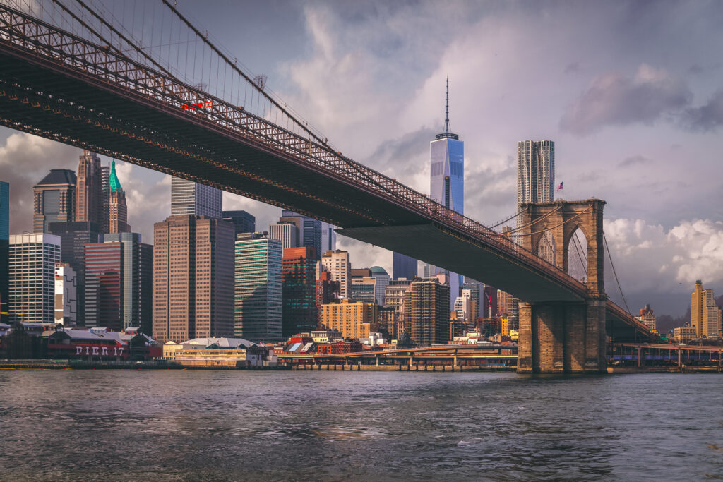 Image of New York City.