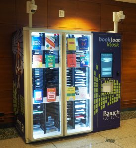 Robotic Book Loan Kiosk