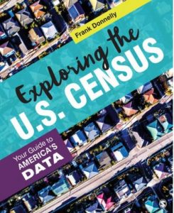 Book Cover of Donnelly's Exploring the U.S. Census