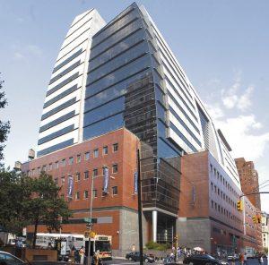 Vertical Campus Extrior