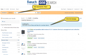OneSearch--Adwords--fines