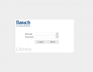 OneSearch--Login
