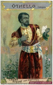an analysis of iagos manipulation of virtues in othello a play by william shakespeare Free essay on othello manipulating roderigo iago shows his masterful manipulation movie versions and the original play othello by william shakespeare.