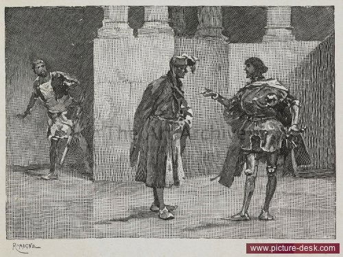 an analysis of iagos web of deceit in shakespeares tragic play othello Machinations of iago in act v, the play ends in a tragic play othello v analysis of the the famed william shakespeare in the tragedy othello.