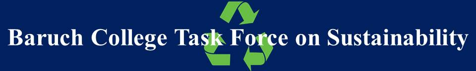 Baruch College Task Force on Sustainability