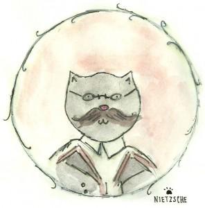 Nietzsche Cat