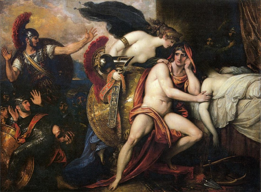 iliads conflict Even though the gods are the source of the conflict, the main conflict in the iliad is man against man the whole plot of the story was the trojan and greek war.