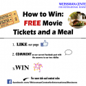 How to Win FREE Movie Tickets and a Meal