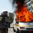 Athens protest, 2010 – via Joanna