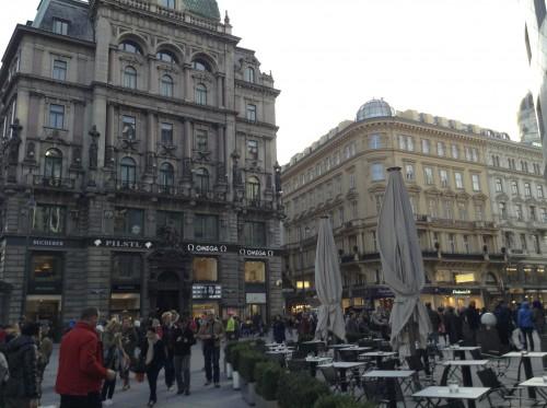 """Vienna's """"Innere Stadt"""""""